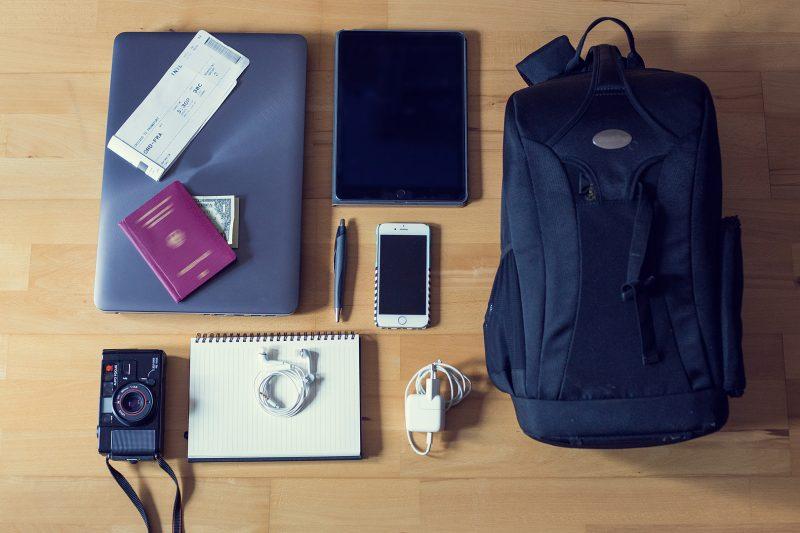 Travel Hacks Reise Gadgets