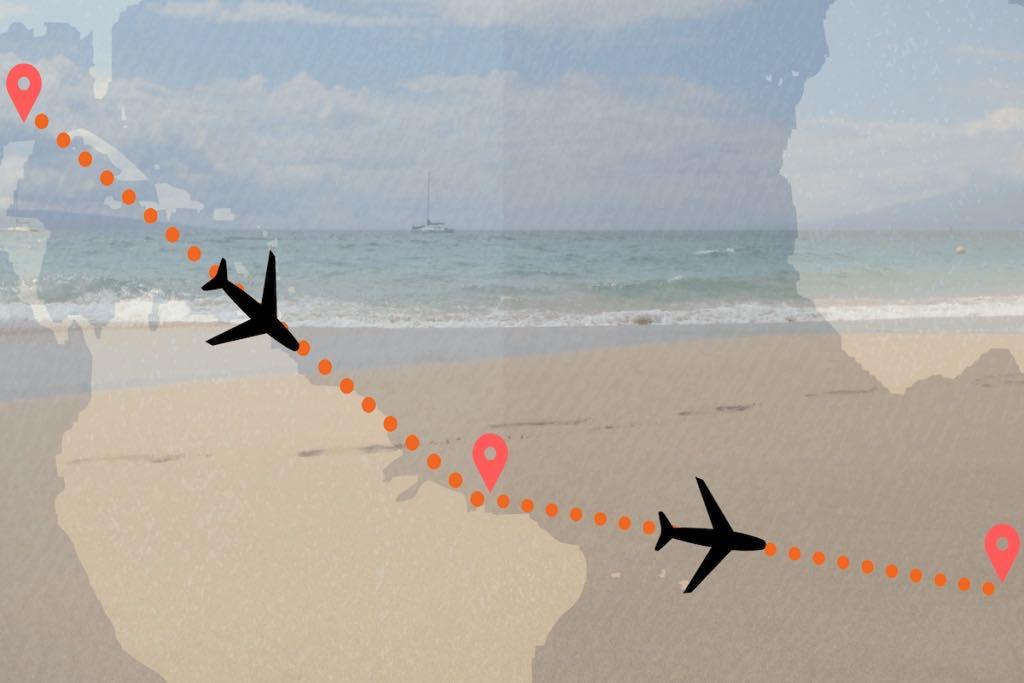 Stopover – Zwei Länder bereisen, einen Flug zahlen