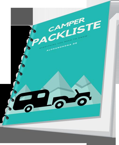 Camper Packliste