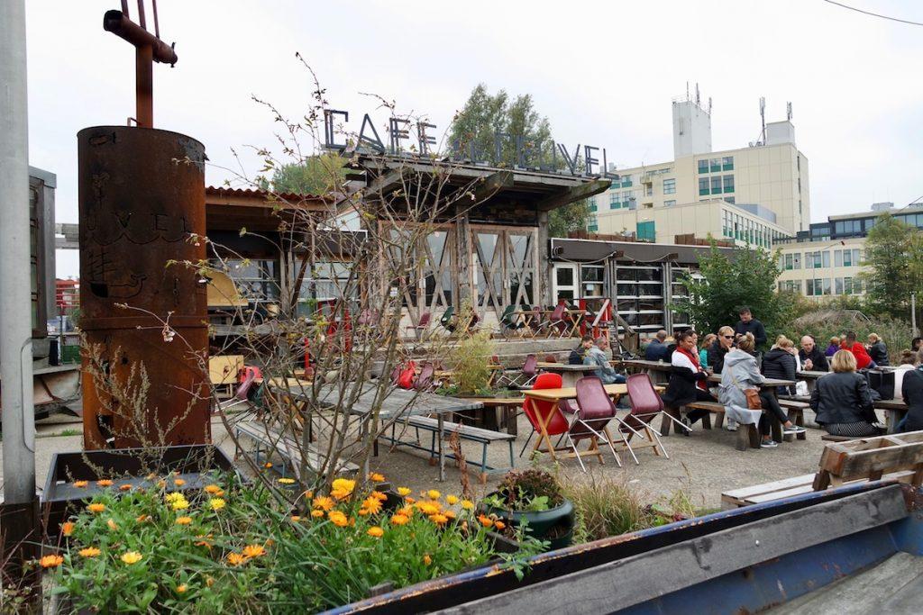Amsterdam Reisetipps Cafe De Ceuvel