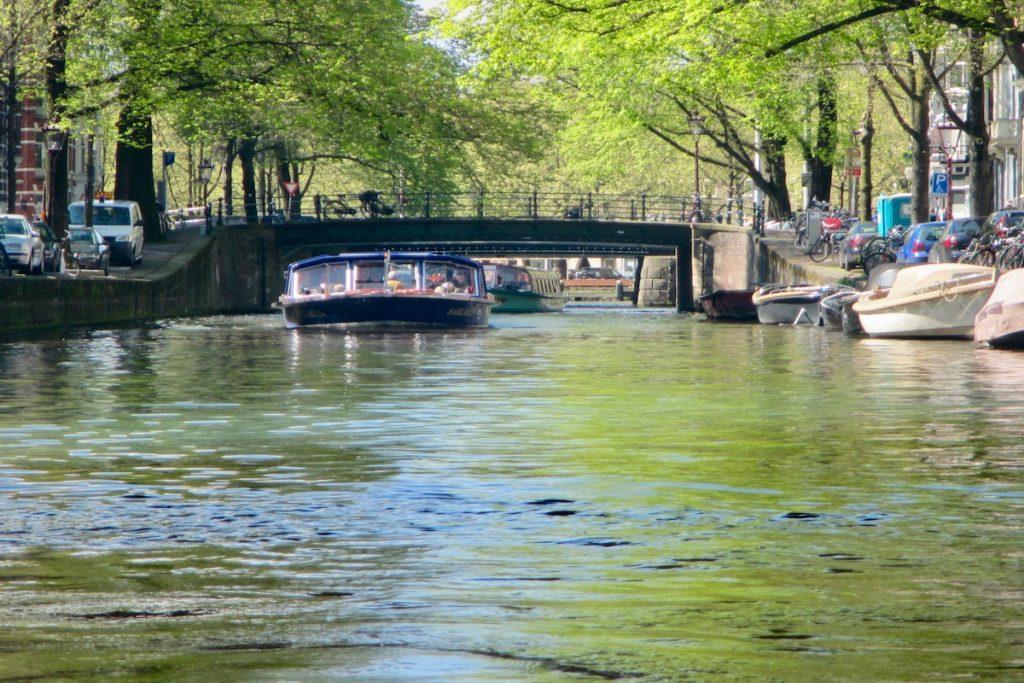 Amsterdam Reisetipps Grachtenfahrt
