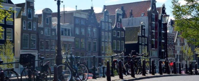 Amsterdam Reisetipps Häuser