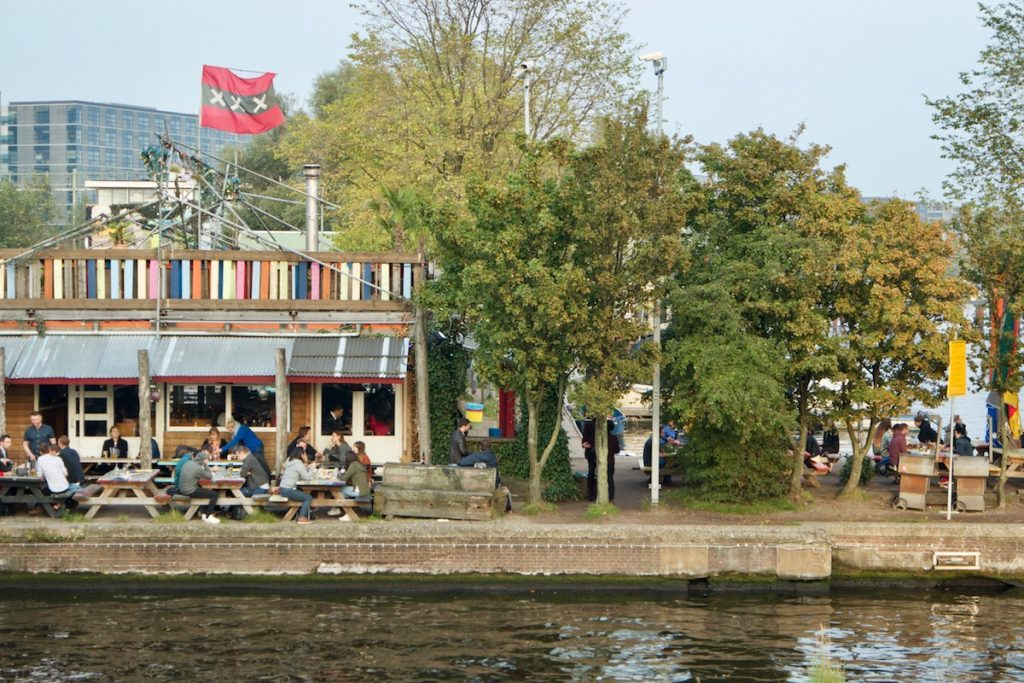 Amsterdam Reisetipps Hannekes Boom