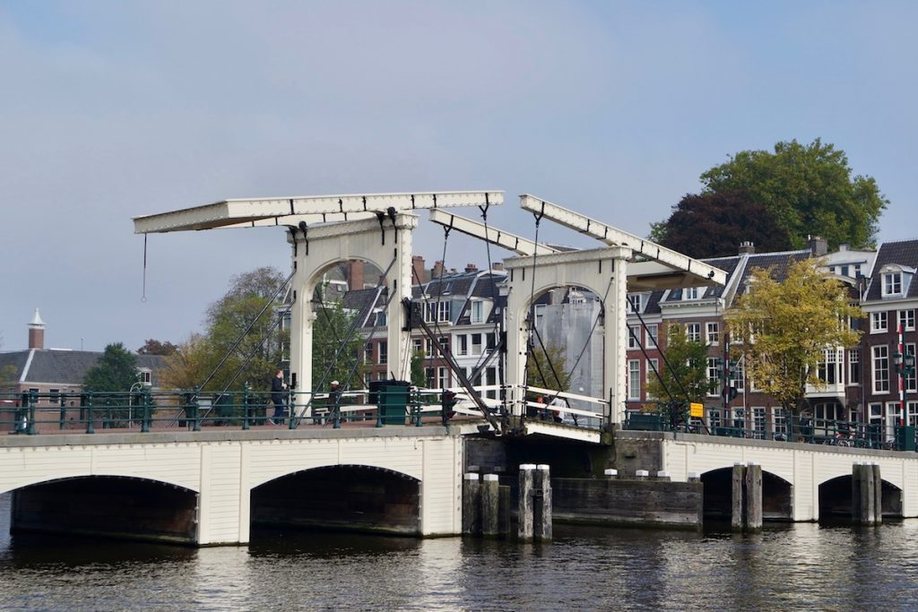 Amsterdam Reisetipps Magere Brug