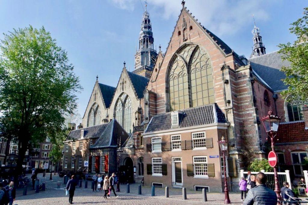 Amsterdam Reisetipps Oude Kerk