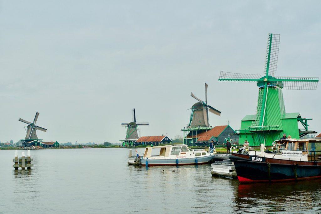 Amsterdam Reisetipps Windmühlen