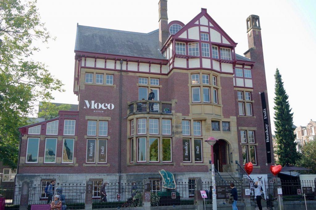 Amsterdam Sehenswürdigkeiten Moco Museum