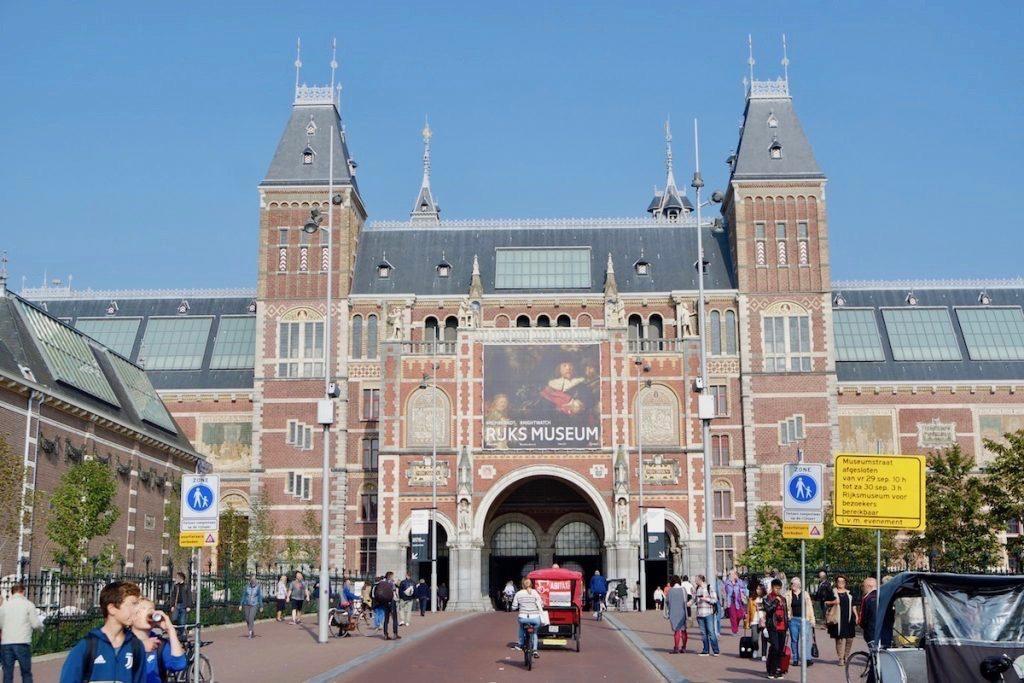Amsterdam Sehenswürdigkeiten Rijksmuseum