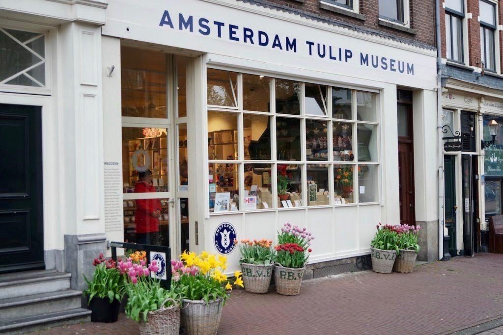 Amsterdam Sehenswürdigkeiten Tulpenmueum