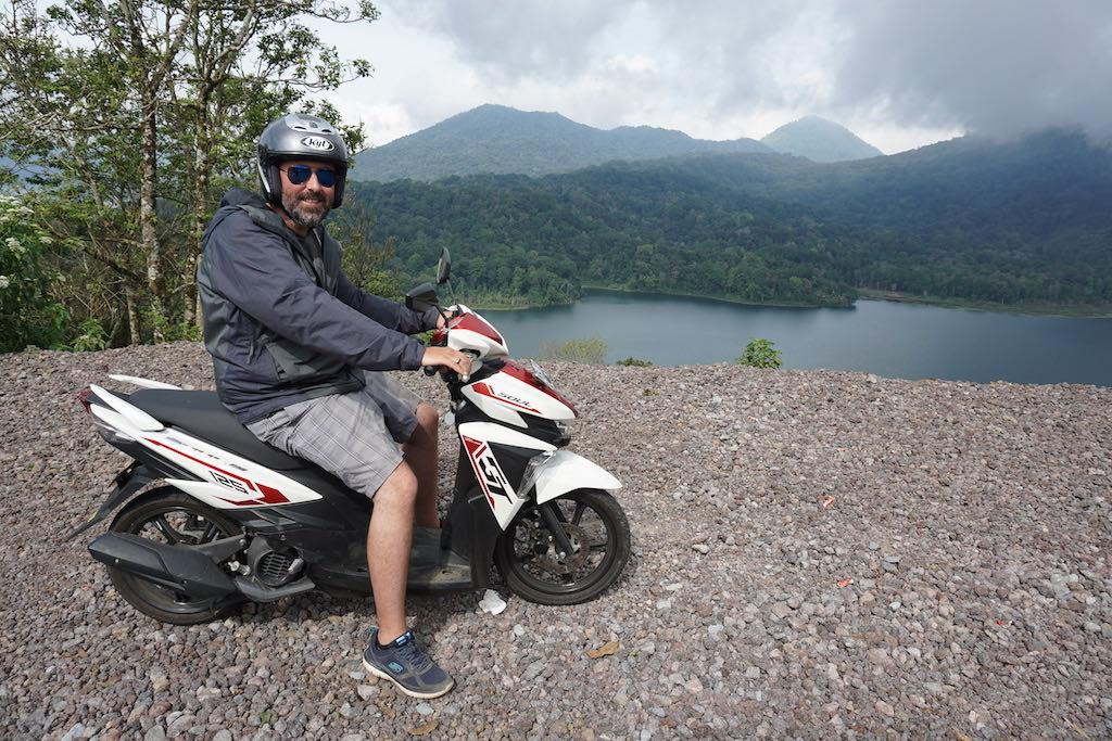 Roller mieten auf Bali: Alles rund ums Roller fahren