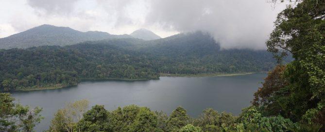 Bali Regenzeit