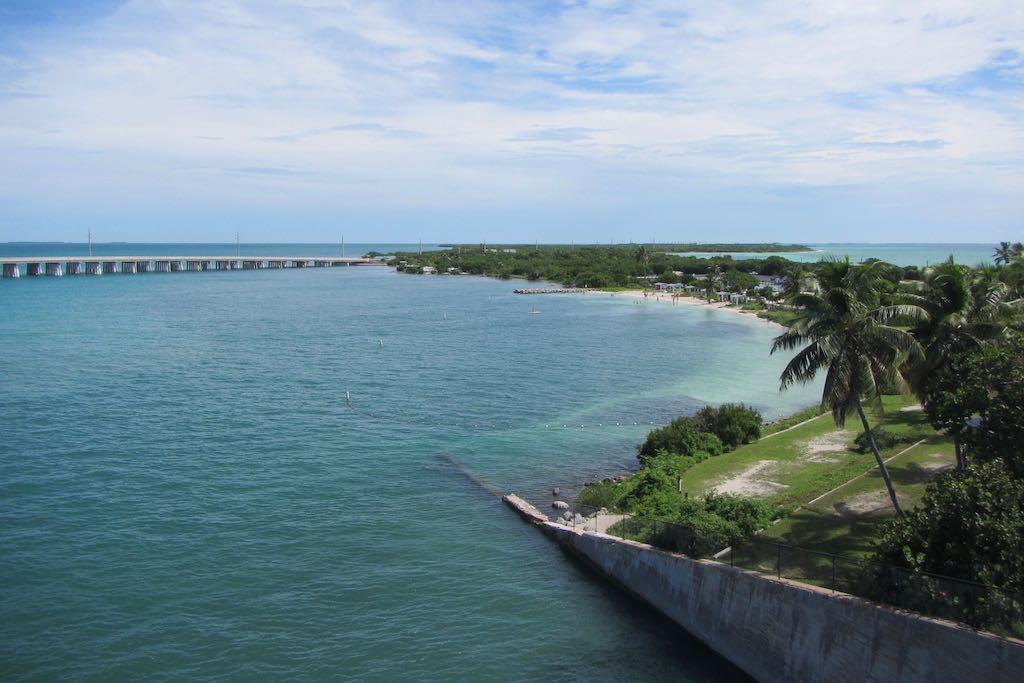 Florida Keys Sehenswürdigkeiten Bahia Honda State Park Calusa Beach