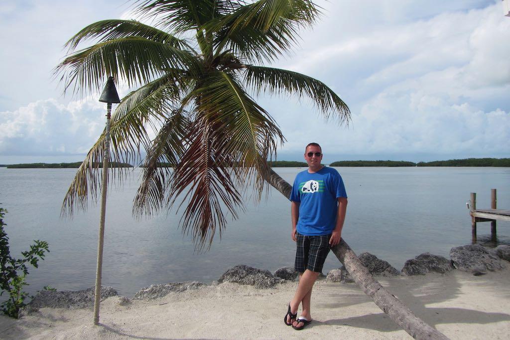 Florida Keys Sehenswürdigkeiten Islamorado Morada Bay Beach Cafe