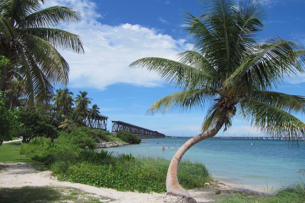 Florida Keys Sehenswürdigkeiten & Strände auf der Fahrt von Miami nach Key West
