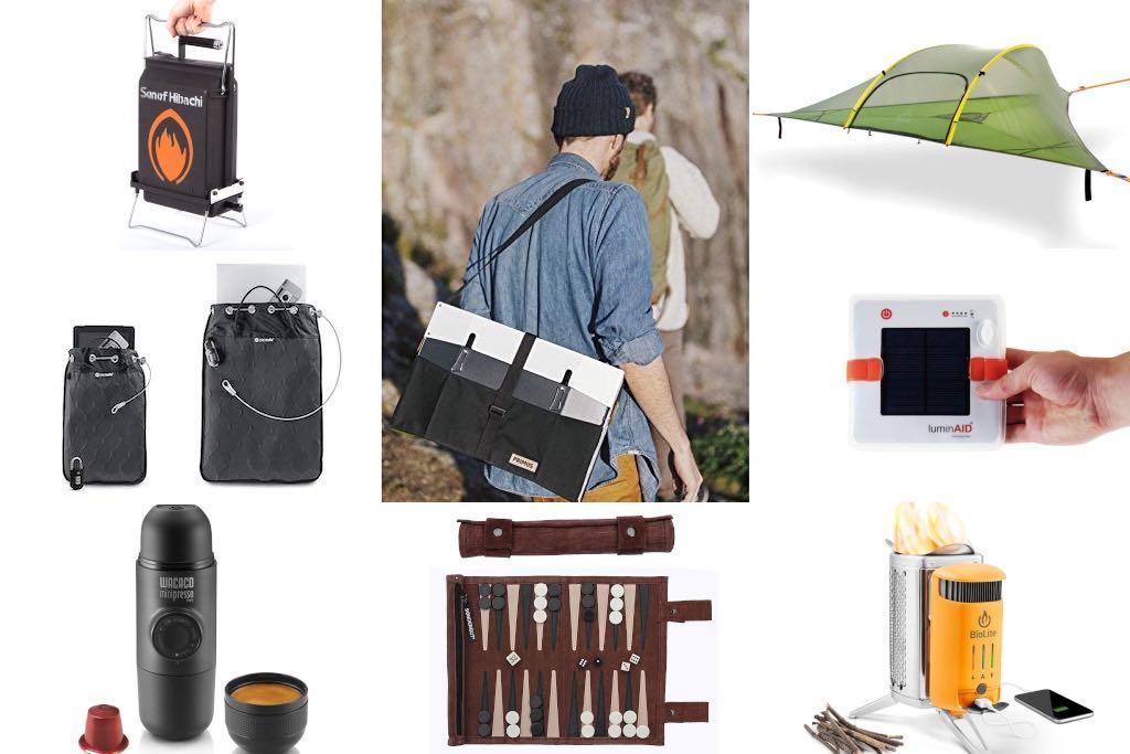 31 nützliche & lustige Geschenke für Camper und Roadtrip Fans